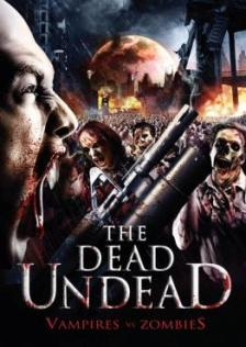 dead undead movie poster