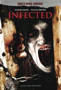 infected movie poster