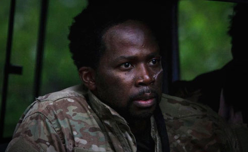Harold Perrineau Z nation