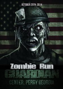zombue run guardian perry ga
