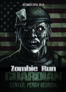 zombue run guardian perry ga