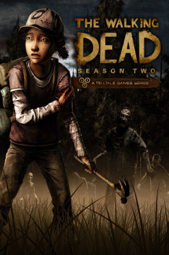 season 2 walking dead game clementine