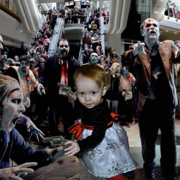 baby zombie killer